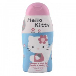 Hello Kitty - Flacon Gel douche de Choupinet sur Couches Zone