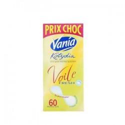 Kotydia Voile Fresh - Pack de 60 Protèges-Slips Vania