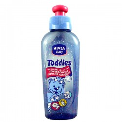 Toddies - Flacon Gel Douche Magique Nivea baby sur Couches Zone