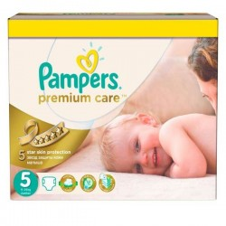 Giga pack 200 Couches Pampers Premium Care taille 5 sur Couches Zone