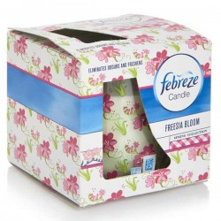 Flower Bloom - Bougie Parfumée Febreze sur Couches Zone