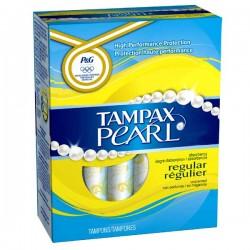 Pearl - Pack de 20 Tampons de Tampax taille regulier avec applicateur