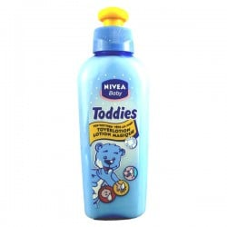 Toddies - Flacon Lotion Magique de Nivea baby sur Couches Zone
