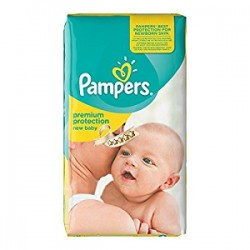 New Baby - Pack 80 Couches de Pampers taille 2 sur Couches Zone