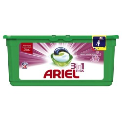 Ariel Pods 28 Fresh Sensations 3in1 (795,2 gr) sur Couches Zone