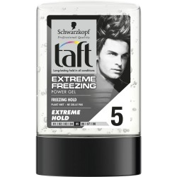 Taft Gel 300 ml Extreme Freezing N°5 sur Couches Zone