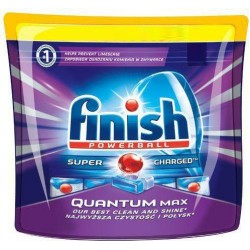 Finish Tabs 30 Powerball Quantum Max (465 gr) sur Couches Zone