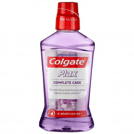 Dentifrice Colgate Complete Care sur Couches Zone