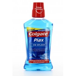 Dentifrice Colgate Ice Splash sur Couches Zone