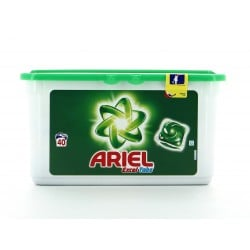 Ariel Liq Tabs 40 Excel Tabs Regular (1004 gr) sur Couches Zone