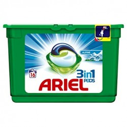 Ariel Pods 16 Original 3in1 (454,4 gr) sur Couches Zone