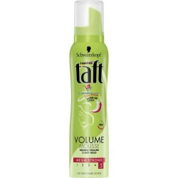 Taft Mousse 200 ml Volume N°5 sur Couches Zone