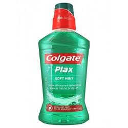 Colgate Plax 500 ml Soin Complet Menthe Fraiche sur Couches Zone