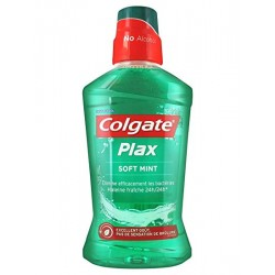 Dentifrice Colgate Soin Complet Menthe Fraiche sur Couches Zone