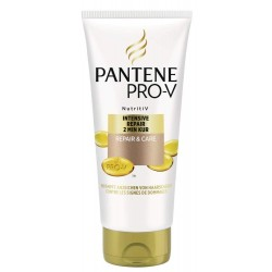 Shampooing Pantene Repair & Care 2 Min Kur sur Couches Zone