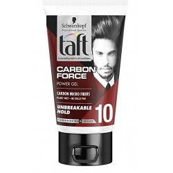 Taft Gel 150 ml Carbon Force N°10 sur Couches Zone