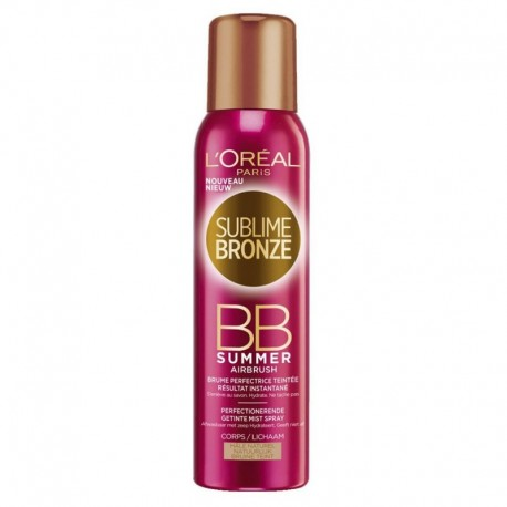 Sublime Bronze Spray 150 ml BB Summer Airbrush sur Couches Zone