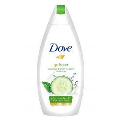 Dove Douche 250 ml Go Fresh Cucumber & Green Tea sur Couches Zone