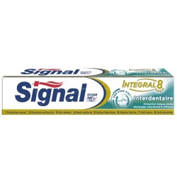 Dentifrice Signal Integral 8 Interdentaire sur Couches Zone