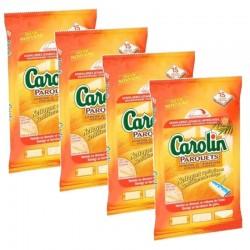 Carolin 60 Serpillières spécial parquets sur Couches Zone