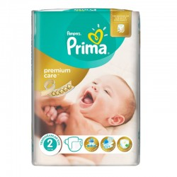 Pack 22 Couches Pampers Premium Care Prima sur Couches Zone