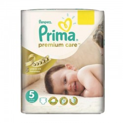 Pack 42 Couches Pampers Premium Care - Prima taille 5 sur Couches Zone