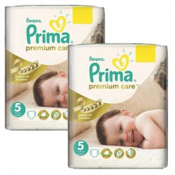 Giga Pack 126 Couches Pampers Premium Care Prima sur Couches Zone