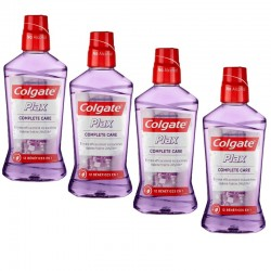 Lot 4 Dentifrices Colgate Complete Care sur Couches Zone