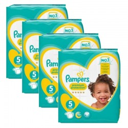Maxi Pack 240 Couches Pampers new baby - premium protection