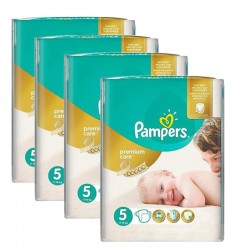 Maxi Giga Pack 240 Couches Pampers Premium Care Prima sur Couches Zone