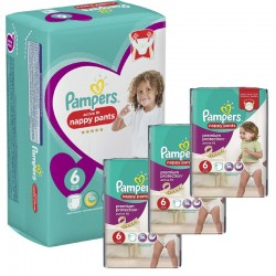 Mega Pack 140 Couches Pampers Active Fit - Pants sur Couches Zone
