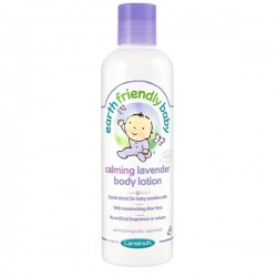 Flacon Lotion hydratante EFB - Earth Friendly Baby Bio à la Camomille