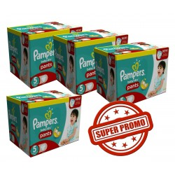 Mega pack 138 Couches Pampers Baby Dry Pants taille 6 sur Couches Zone