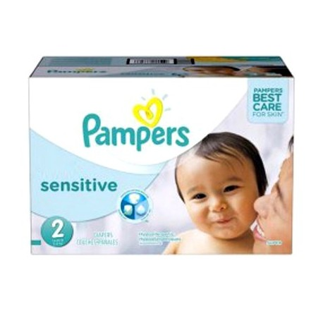 420 420 Couches Pampers New Baby Sensitive taille 2 sur Couches Zone