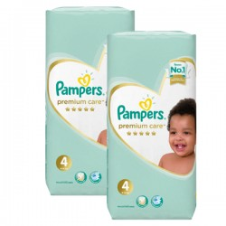 Mega pack 180 Couches Pampers New Baby Premium Care taille 4 sur Couches Zone